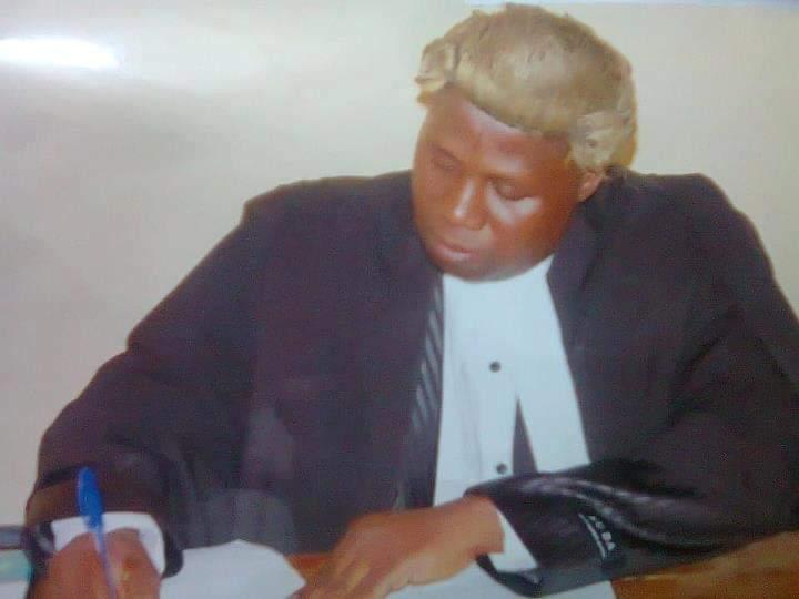 Prof. Amuda-Kannike,SAN, postulates theory on Entrepreneurship law.