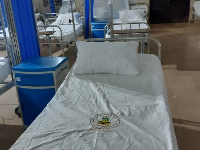 Covid-19: Anambra in action, equips 240-beds facility